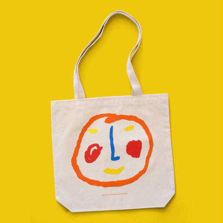 MARY MATSON / All Smiles Market Bag