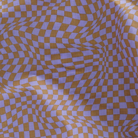 BAGGU / Baby Baggu Lavender Trippy Checker