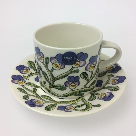 【アラビア】ケトオルヴォッキ  コーヒーカップ&ソーサー180cc