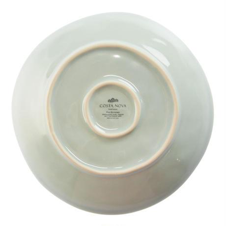 コスタノバ (COSTA NOVA) ノバ スープ パスタプレート 25cm ターコイズ