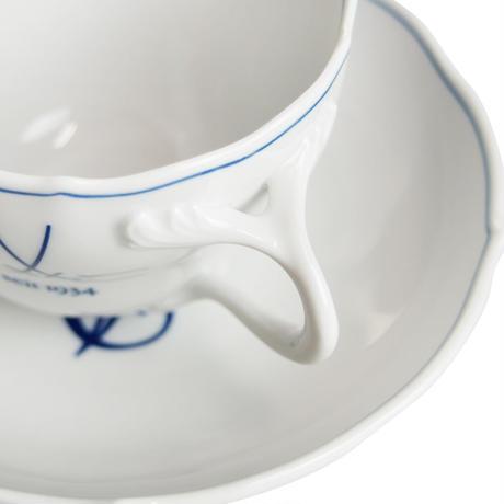 マイセン(Meissen)歴代マイセンマーク コーヒーカップ&ソーサー 778509/00582