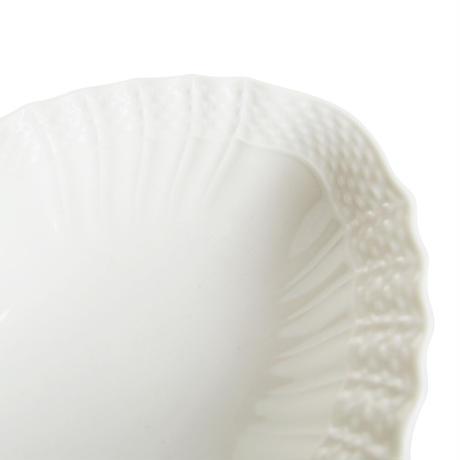 リチャード・ジノリ (Richard Ginori)   ベッキオホワイト 菱形 ミニボウル 16×12cm
