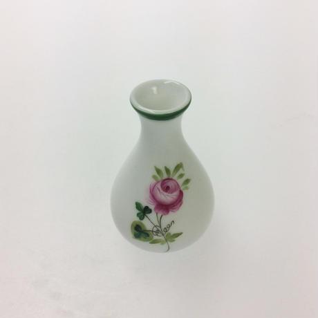 【ヘレンド】ウィーンのバラ ベース 6.3cm 7194