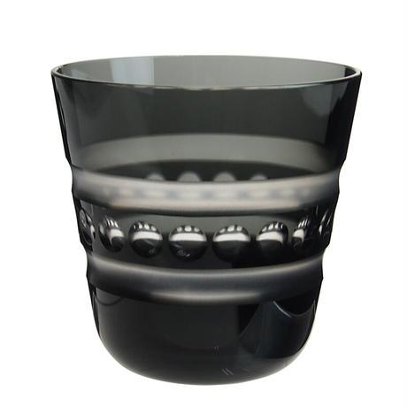 ロターグラス (Rotter Glass) フリースタイル Perlband F タンブラー[M] スモーク