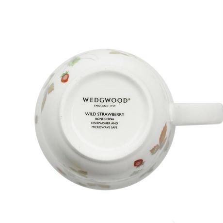 ウェッジウッド (WEDGWOOD) ワイルドストロベリー カジュアル 蓋付き マグカップ