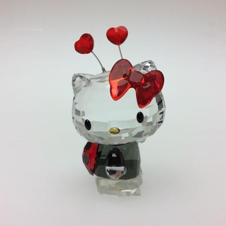 【スワロフスキー】Hello  Kitty  Ladybug  1180910