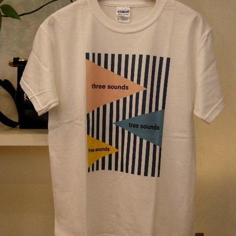 プペドソン、オリジナルTシャツ、メンズ,TREE SOUND