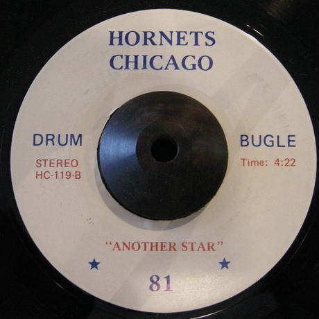 HORNETS CHICAGO / IN THE STONE / ANOTHER STAR