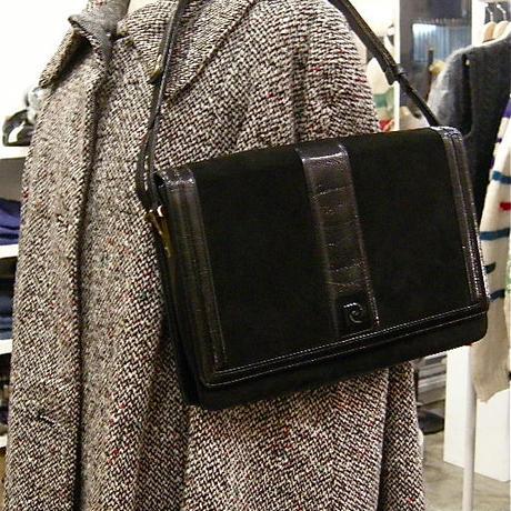 ヴィンテージ、ピエールカルダンのバッグ