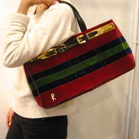 ロベルタのハンドバッグ、ヴィンテージ!