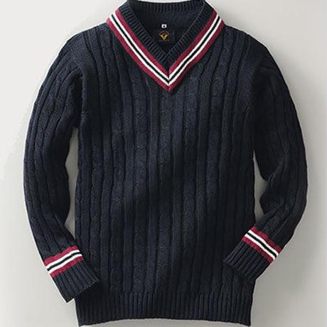 英国製、ハイランド2000のクリケットセーター