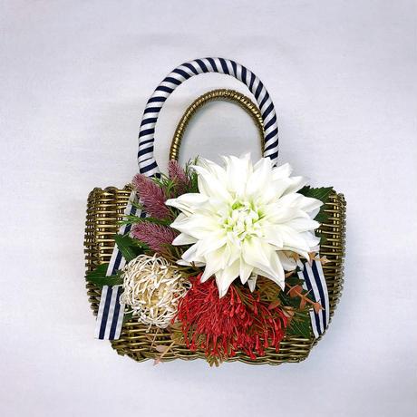 Flower Bag Gold M  増量タイプ   【pincushion】