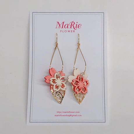 Flower accessory 【ピンク桜】