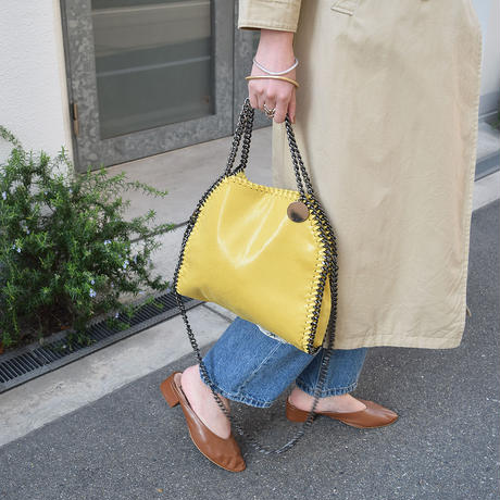 [ NEW ]Color chain bag