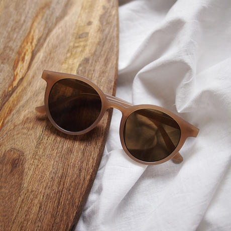 [ RE-ARRIVAL ]Round Frame Sunglasses