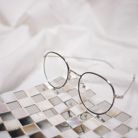 Classic Clear Lens Glasses