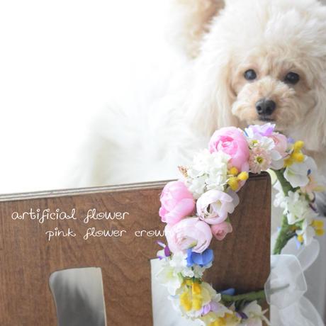 【buddydog様専用ページ】  花かんむり