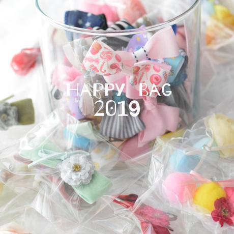 2019年・2019円♡バレッタ福袋