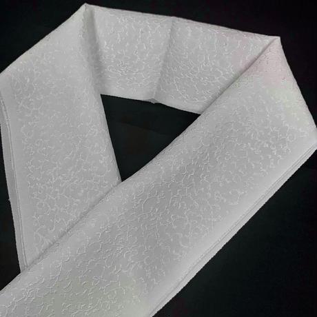 5-166 地模様 ウォッシャブル 絹半衿 2