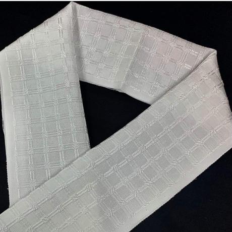 5-166 地模様 ウォッシャブル 絹半衿 1