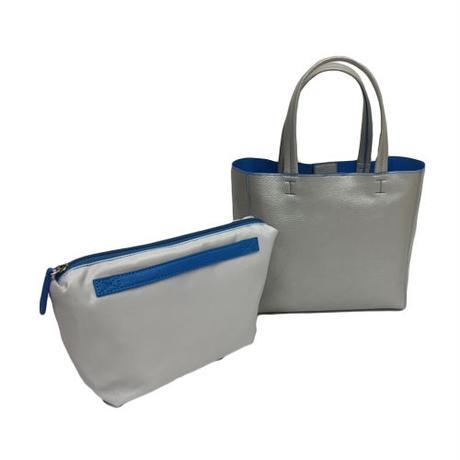 バッグインバッグ付き トートバッグ シンプル 超軽量 フェイクレザー