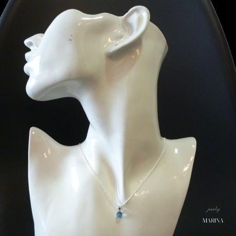 Candy necklace - topaz #6