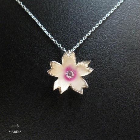 SAKURA pink - silver