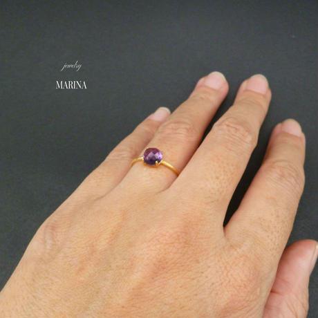 Candy - amethyst ring