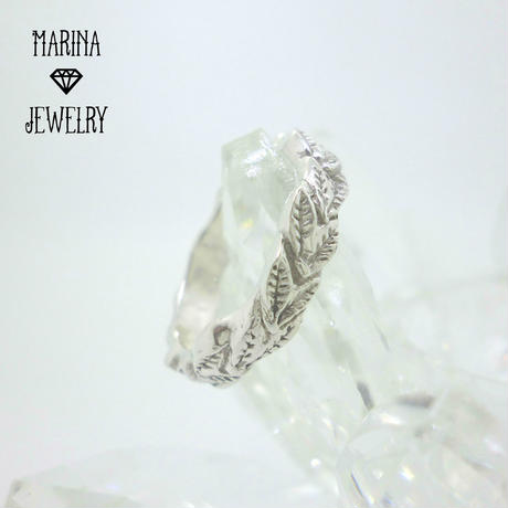 - MAILE - Hawaiian jewelry Silver Ring