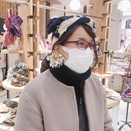 【オーダー】MOSHA 片耳ボリュームイヤリング