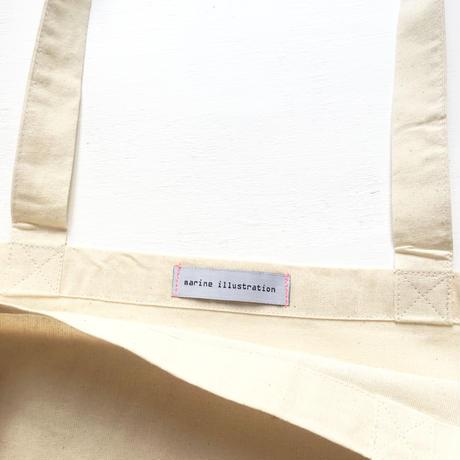 """Tote bag """"Parisienne Vacances"""""""