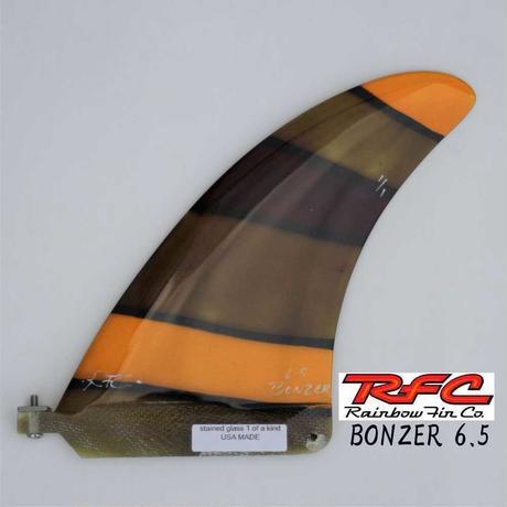 RAINBOW FIN レインボーフィン ロングボード用フィン BONZER 6.5