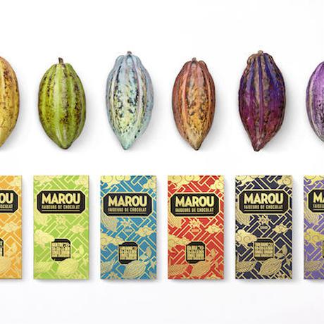 【送料無料】【MAROU】シングルオリジン・ミニタブレット6枚セット