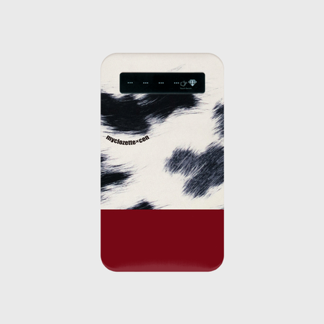 myclozette × cen cow/red mobile battery