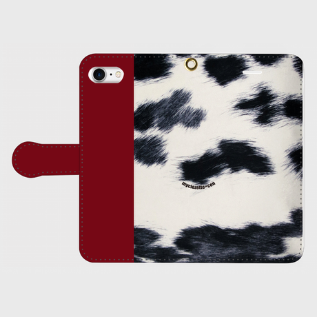 myclozette × cen cow/red smart phone cover / iPhone