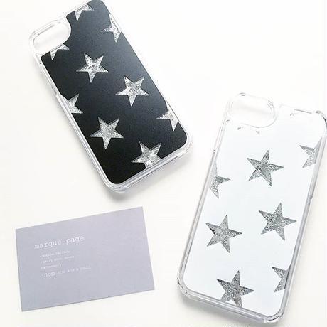 star glitter smart phone case