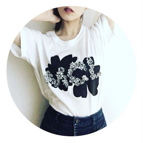 MCLロゴTシャツ