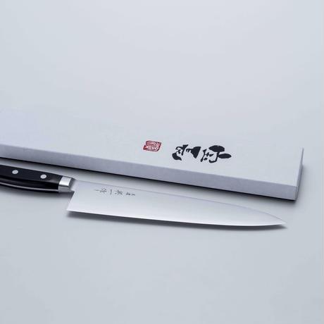 美濃 英一作 青紙牛刀240mm
