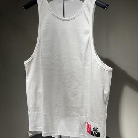 MARS Sleeveless T-Shirt White
