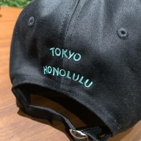 "限定販売!!MARS CAP ""BLACK x TIFFANY BLUE"""