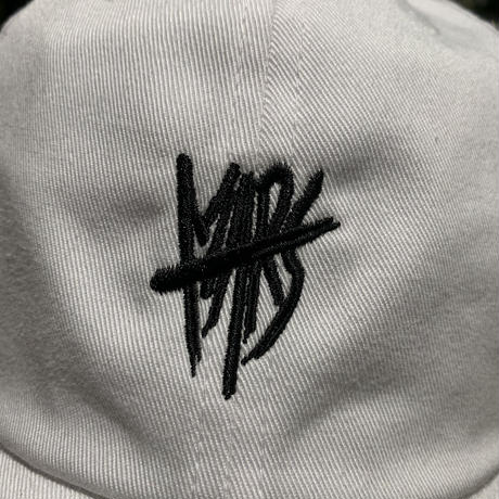 "限定販売!!MARS CAP ""WHITE x BLACK"""