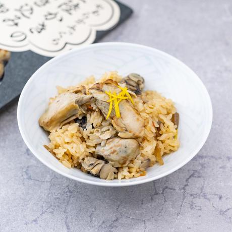 「炊き込み御飯の素」牡蠣