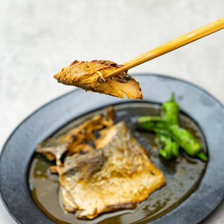 「骨までおいしいお魚シリーズ」味噌煮4種(さば・さんま・いわし・かれい)×2切れ セット  のコピー