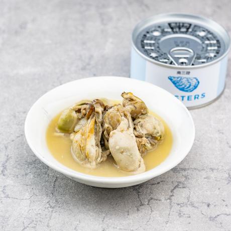 宮城県 南三陸 CANシリーズ 牡蠣 水煮
