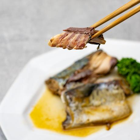 「骨までおいしいお魚シリーズ」さんま3種(味噌煮・みりん煮・醤油煮)×2切れ セット
