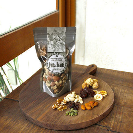 -marugo original Nuts&Fruits-【トレイルミックス】 180g
