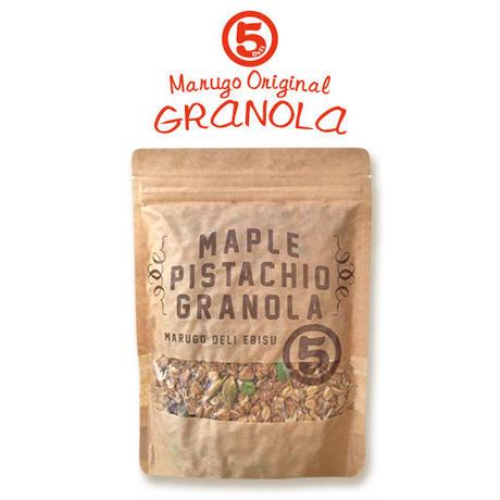 -marugo original-  メープルピスタチオグラノーラ 300g