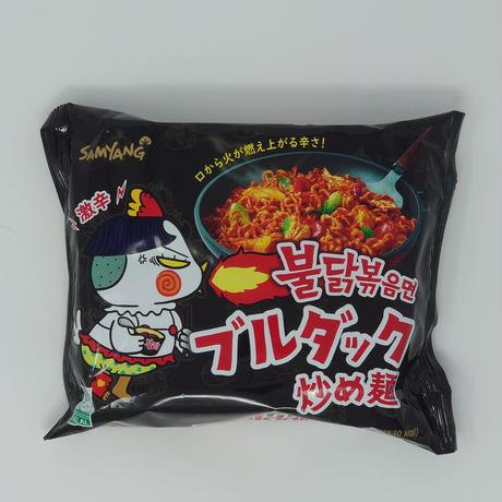 [242] ブルダック炒め麺 激辛 140g