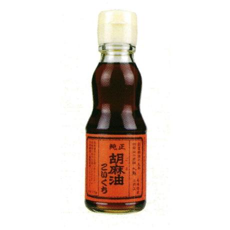 [25]九鬼 純正胡麻油 こいくち 170g✕24✕1箱【お取り寄せ品】