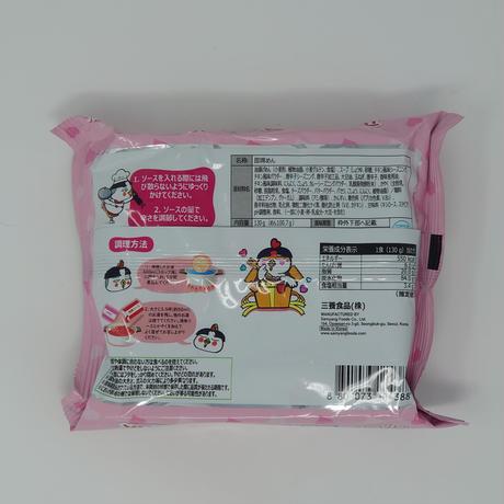 [245] カルボブルダック炒め麺 130g